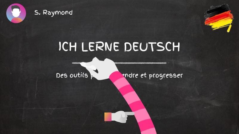 Deutsch Lernen By Stephane Raymond On Genially