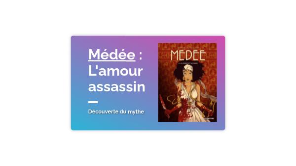 Médée : Le mythe
