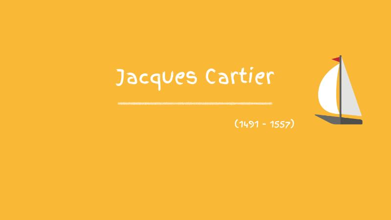 Jacques Cartier copie