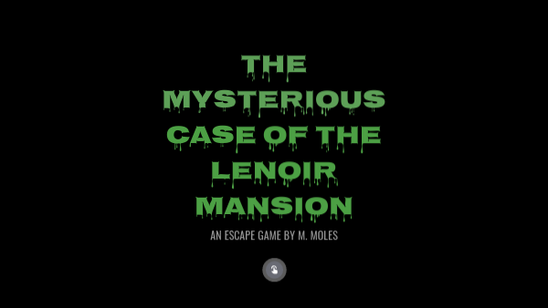 The Mysterious Case of the Lenoir Mansion