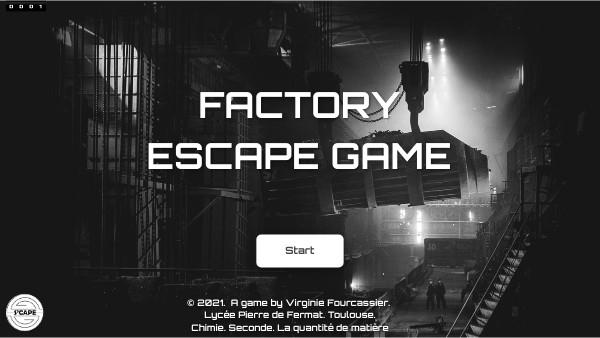 ch 05 ESCAPE GAME FACTORY Mole