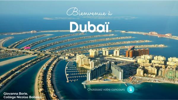 Dubaï (4e) - Concours