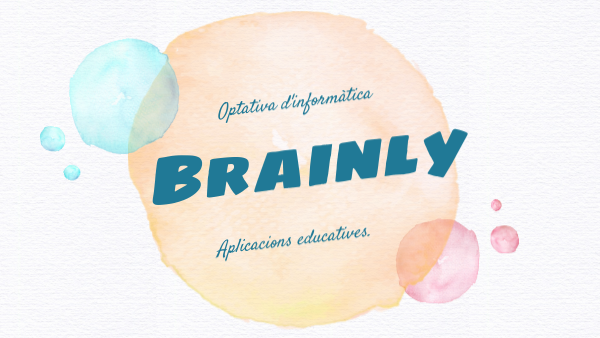 Brainly By Ikertarrason On Genially