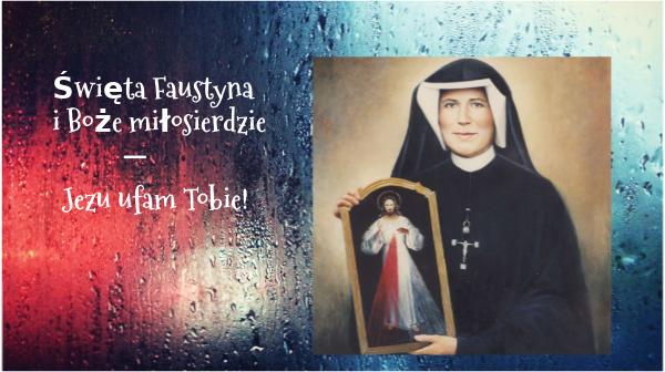 Święta Faustyna i Boże miłosierdzie by Anna Reczko on Genially