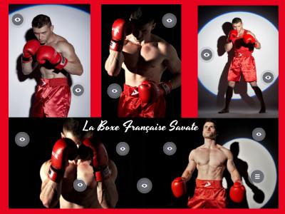Boxe Française Savate