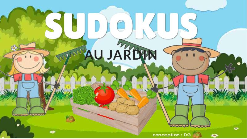 Sudoku jardin