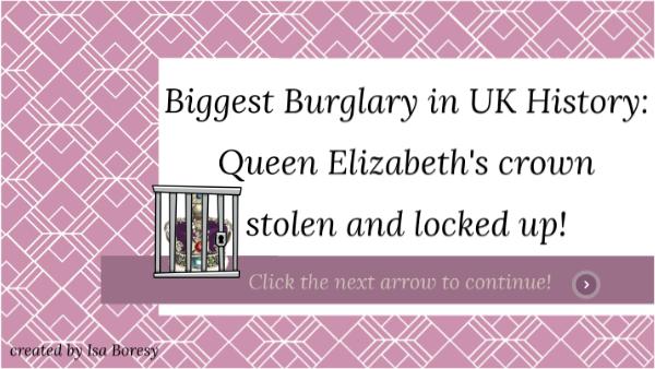 Biggest Burglary in UK history
