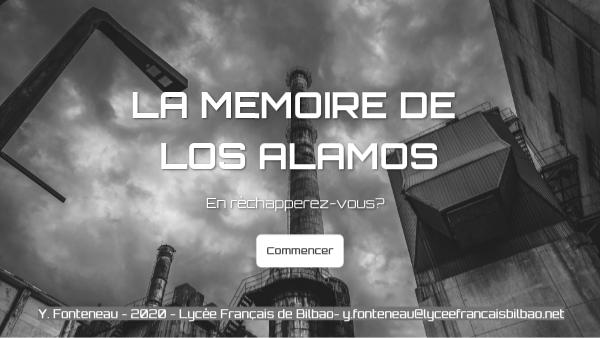 La mémoire de Los Alamos