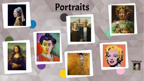 arts : Portraits