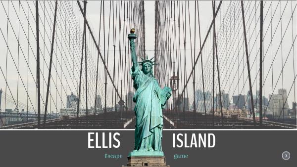 Ellis Island escape game