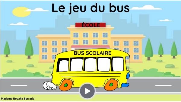 Le jeu du bus scolaire
