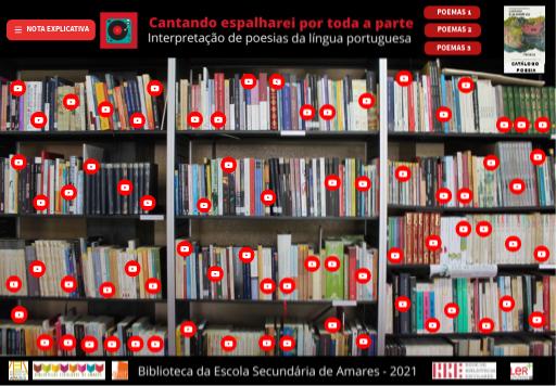 Cantando espalharei por toda a parte by Biblioteca ESA on Genially