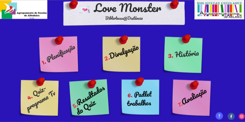 Love Monster_Trabalho colaborativo_BEAEA by Soraya Ferreira on Genially